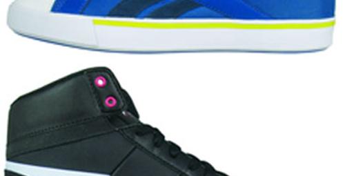 Reebok'tan neşeli ayakkabılar
