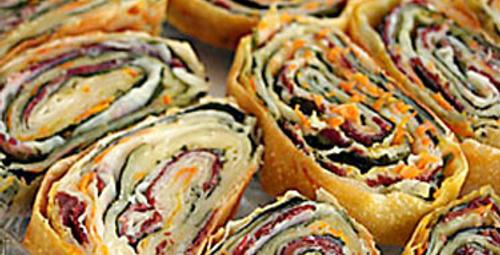 Çay saati: Üç Renkli Börek