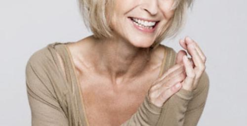 Menopoz güzelliğinizi solduramaz!