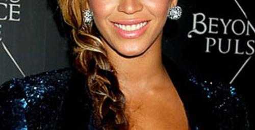 Beyoncé'nin muhteşem örgüsü