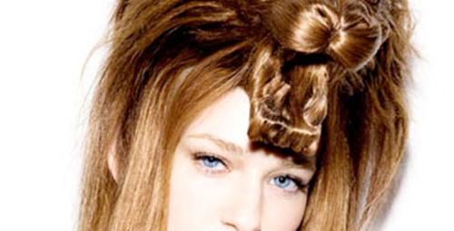 Bu saç modelleri ısırabilir!