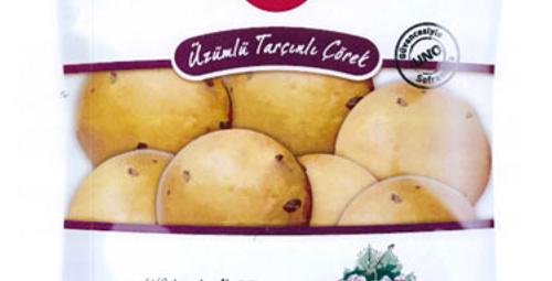 UNO'dan üzümlü tarçınlı çörek