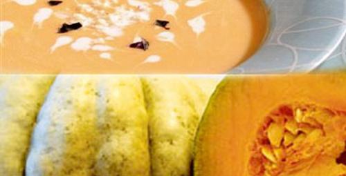 Akşam önerisi: Kremalı Balkabağı Çorbası