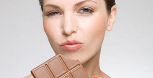 Çikolata ye, öksürüğü kes!