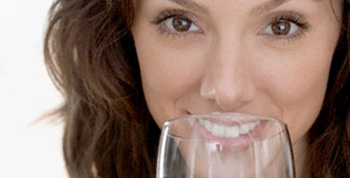 Daha güçlü kemikler için şarap...