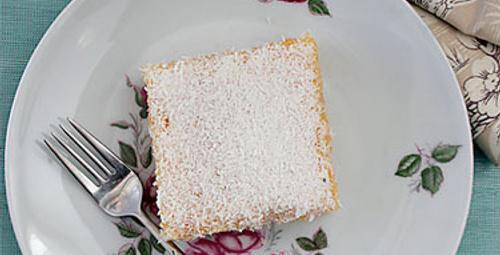 Ekşi bir lezzet: Limonlu Pasta
