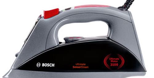 Ütüye Bosch'tan yepyeni bir çözüm!