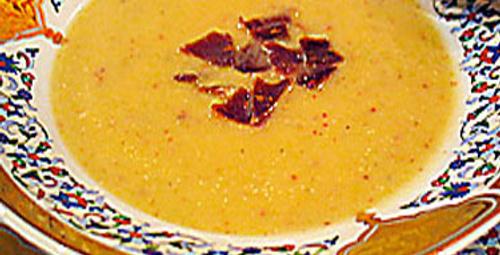 Sağlık menüsü: Kremalı Sebze Çorbası