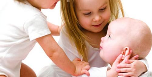 Sağlıklı ve mis kokulu bebekler için!