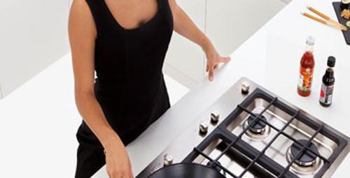 Silverline estetiği mutfağınıza getiriyor