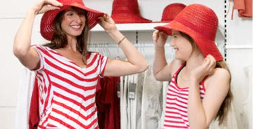 Anneler ve kızları moda düellosu yaparsa...