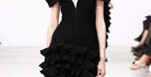 Azzedine Alaia 2011 Haute Couture