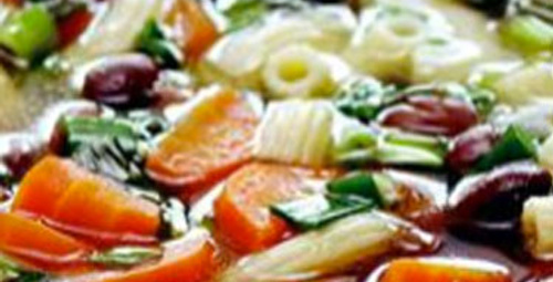Sağlıklı bir lezzet: Makarna Çorbası