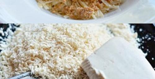 Farklı bir menü: Keşli Cevizli Makarna