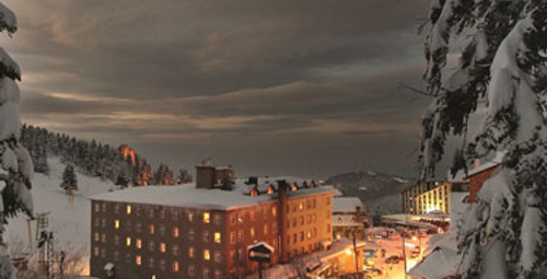 Kış mevsiminin en gözde tatil yerleri