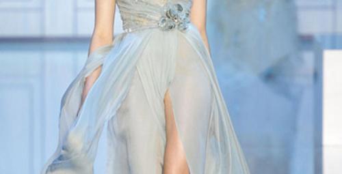 Elie Saab  Sonbahar Kış 2011/2012 Haute Couture