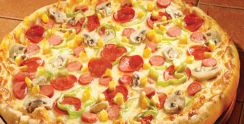 Dominos Pizza'dan 'efsanevi' kampanya