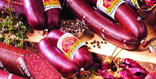 Çoşkun Sucuk'tan geleneksel lezzetler!
