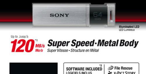 Sony'den hızlı ve uyumlu çözümler
