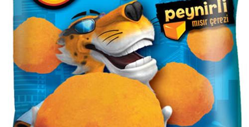 Cheetos'tan mega lezzet, mega eğlence!
