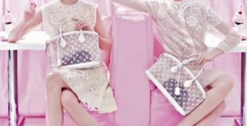 Louis Vuitton'dan şeker gibi çantalar geldi!
