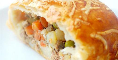 Vazgeçilmez lezzet: Talaş Böreği