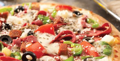 Domino's Pizza yeni sosuyla yenilendi!