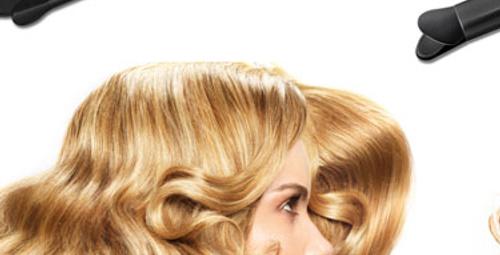 Bosch saç şekillendirici ile muhteşem dalgalar