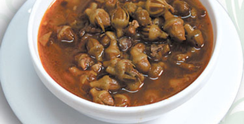 Bambaşka lezzet: Bamya Çorbası