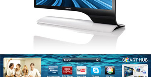 HD TV özellikli akıllı monitörler!