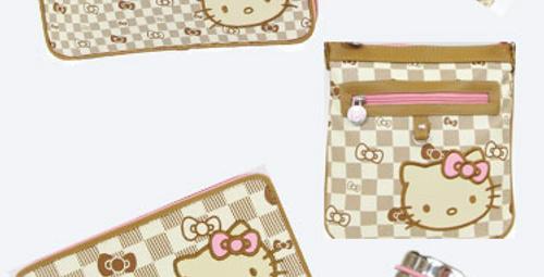 Hello Kitty ile yolculuk başlasın!