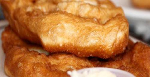 Beş çayına: Peynirli Kıtır Çörek