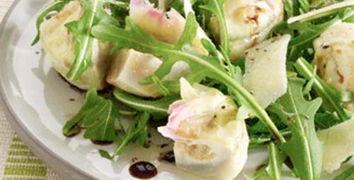 Detoks lezzeti: Enginar Salatası