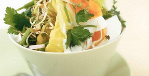 Diyet keyfi: Bahar Salatası