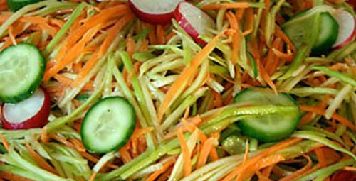 Pratik tarif: Jülyen Salata