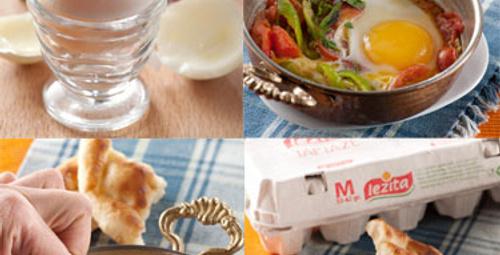 Lezita'dan selenyumlu yumurta