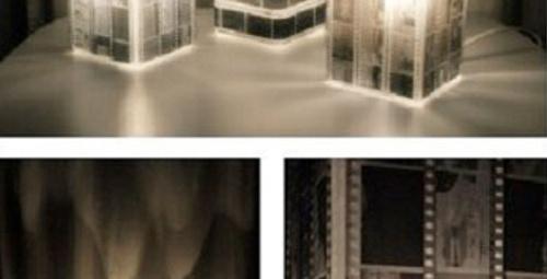 Fotoğraf negatifleriyle mumluk nasıl yapılır?