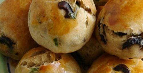 Beş çayına: Zeytinli Çörek