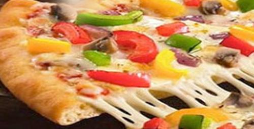 Sebzeli pizza nasıl yapılır?