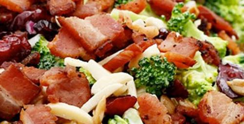 Pratik ziyafet: Brokoli Salatası