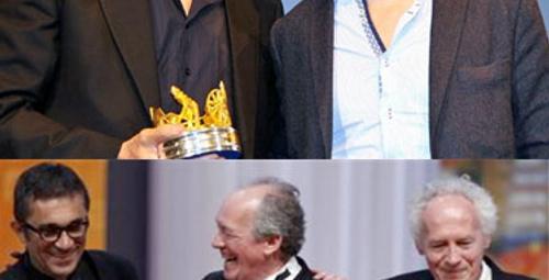 Ceylan, Cannes'dan ödülle dönüyor!