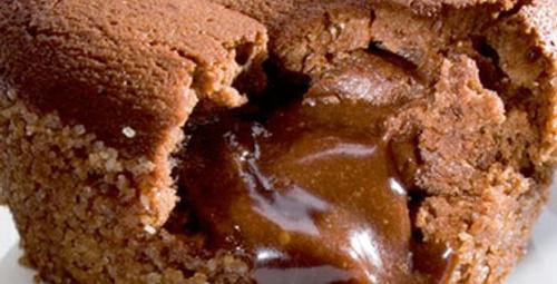 Günün tadı: Çikolatalı Sufle