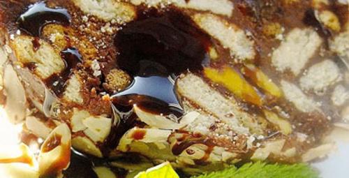 Tatlı krizine: Mozaik Pasta