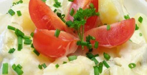 Günün tadı: Patates Borani