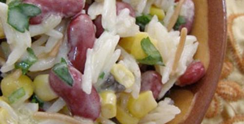 Yaz lezzeti: Yoğurtlu Barbunya Salatası