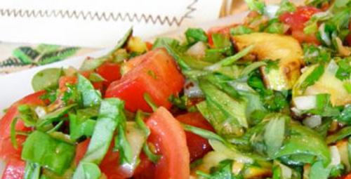 Sofraların tadı: Yaz Salatası