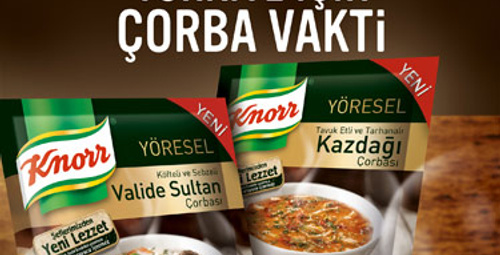 Knorr'dan Ramazan'a çift lezzet!