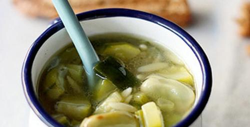 Sebzeli Yaz Çorbası Nasıl Yapılır?