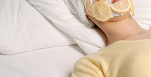 Yağlı cilde limon koruması