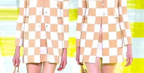 Louis Vuitton defilesi yine göz kamaştırdı!